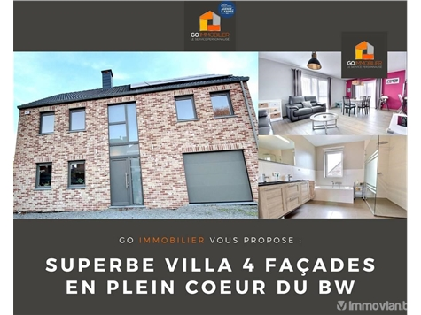 Villa à vendre à Chastre (VAM10838)