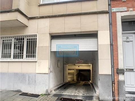 Garage à louer à Bruxelles (VAL98031)