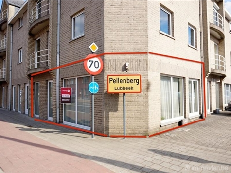 Ground floor for rent in Lubbeek (RAT83758)