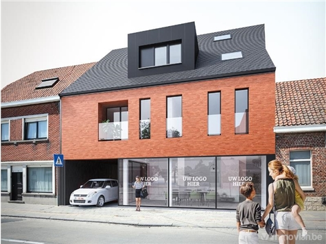 Office space for sale in Desselgem (RAQ21677)