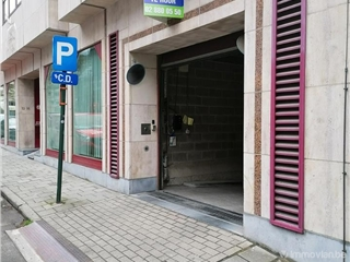 Garage for rent Brussels (VWC95399)