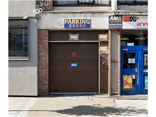 Garage à louer Bruxelles (VWC95558)