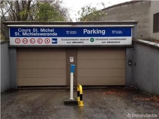 Parking for rent Etterbeek (VAF83559)
