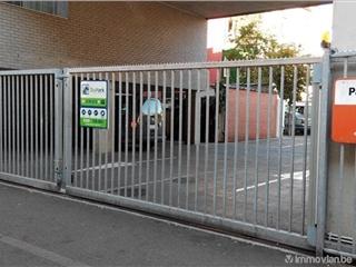Parking à louer Schaerbeek (VAE00178)