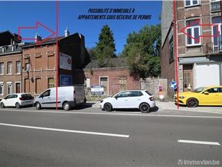 Terrain à bâtir à vendre Verviers (VAL50219)
