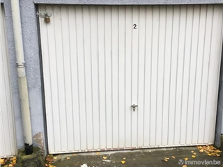 Garage for rent Vorst (VWC92539)