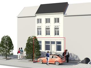 Commerce building for sale Geraardsbergen (RAU55972)