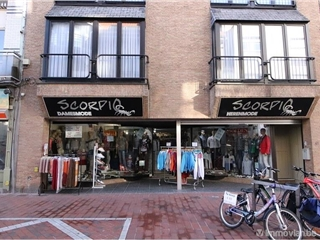 Commerce building for rent Blankenberge (RWC10391)