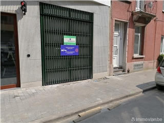 Garage à louer Molenbeek-Saint-Jean (VWC95674)