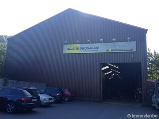 Industrial building for rent Acoz (VWC56426)