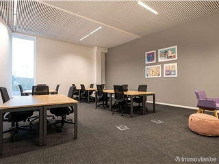 Office space for rent Anderlecht (VWC93707)