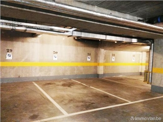 Parking te huur Sint-Lambrechts-Woluwe (VWC46657)
