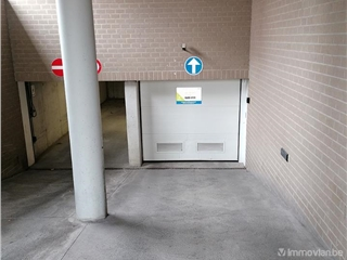 Garage for rent Evere (VWC95427)