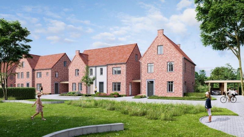 Maison à vendre Landegem (RAI00516)