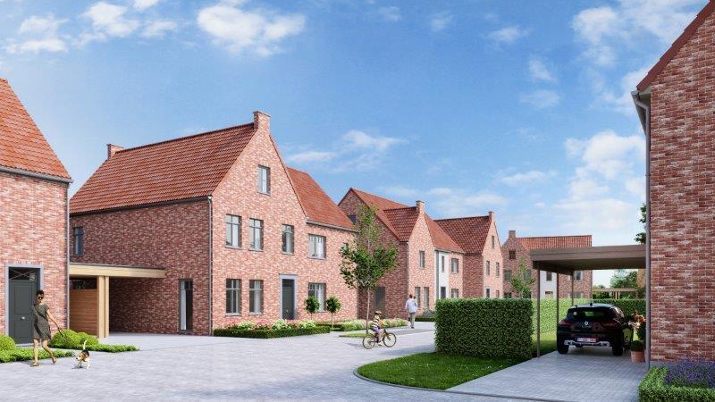 Maison à vendre Landegem (RAI00507)