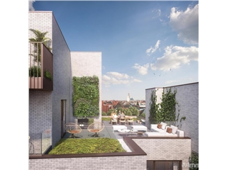 Penthouse te koop Halle (RAK31828)