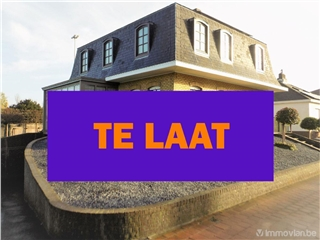 Villa for sale Oostende (RAK87051)