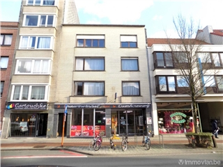 Commerce building for sale Oostende (RAJ92358)