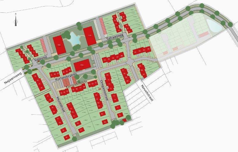 Development site for sale Kuurne (RAF49836)