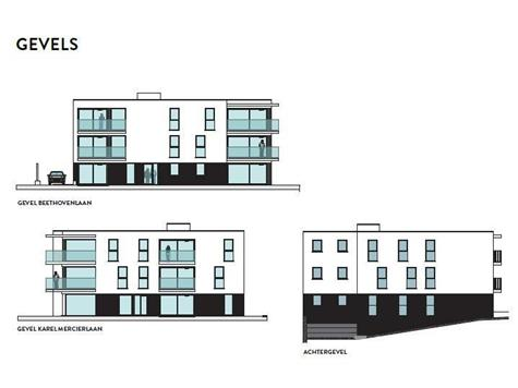 Appartement à vendre - 8420 De Haan (RAF36662)