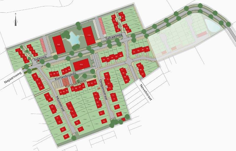 Development site for sale Kuurne (RAC74549)