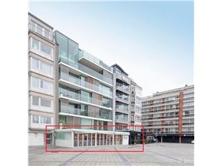 Handelspand te koop Oostende (RAP86480)