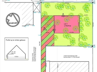 Development site for sale Strombeek-Bever (RAC60955)