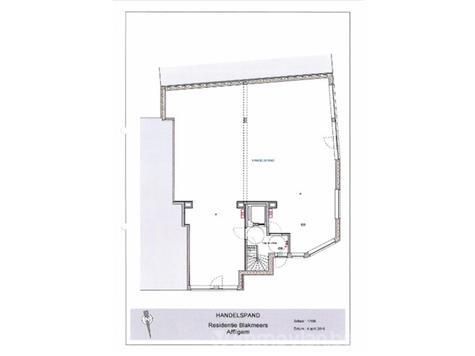 Commerce building for sale - 1790 Affligem (RAG07445)