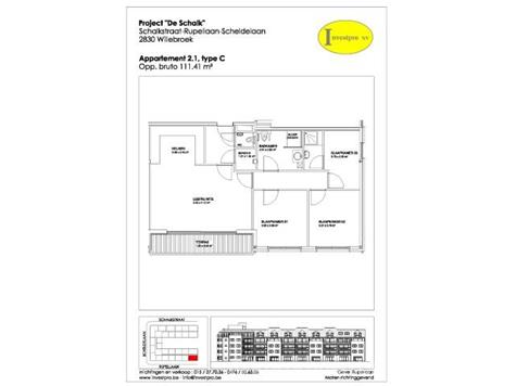 Flat for sale - 2830 Willebroek (RAC01507)