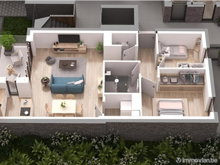 Flat - Apartment for sale Asse (RAO36174)