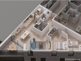 Flat - Apartment for sale Asse (RAO36206)