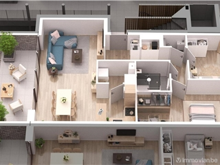 Flat - Apartment for sale Asse (RAO36186)