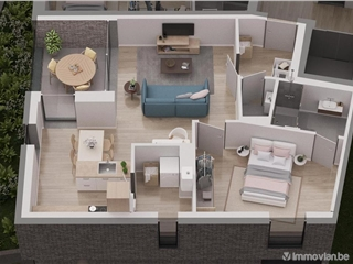 Flat - Apartment for sale Asse (RAO36201)