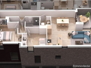 Flat - Apartment for sale Asse (RAO36187)