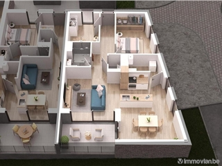 Flat - Apartment for sale Asse (RAO36173)