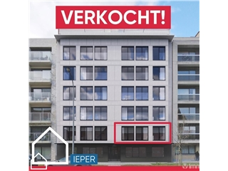 Flat - Apartment for sale Ieper (RAN19040)