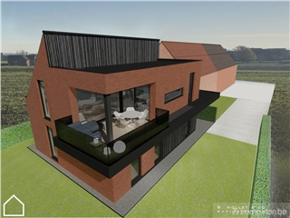 Residence for sale Langemark (RAP59952)