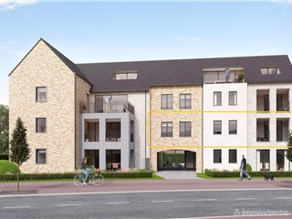 Flat - Apartment for sale Maaseik (RBA65049)