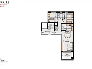 Flat - Apartment for sale Wielsbeke (RAK48663)