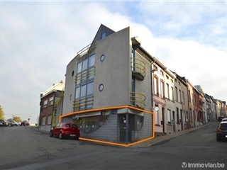 Commerce building for rent Geraardsbergen (RAK24728)