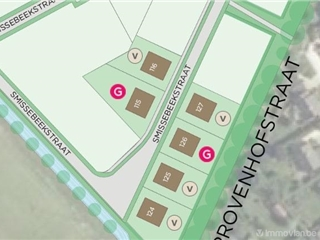 Development site for sale Varsenare (RAK51493)