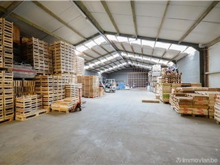 Industrial building for rent Horebeke (RAJ90861)