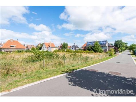 Bouwgrond te koop, Karthuizerduinenweg 5, 8670 Oostduinkerke   Immovlan.be