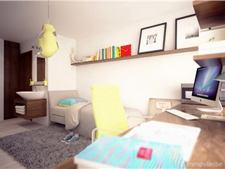 Student flat for sale Brugge (RAK30049)