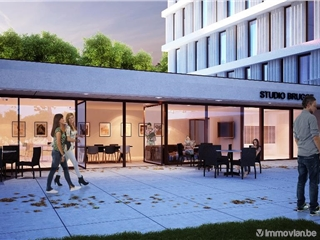 Student flat for sale Brugge (RAK30035)