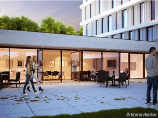 Student flat for sale Brugge (RAK30026)
