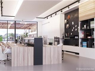 Commerce building for sale Itterbeek (RAK23809)
