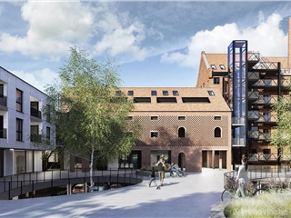 Commerce building for sale Schepdaal (RAP45864)