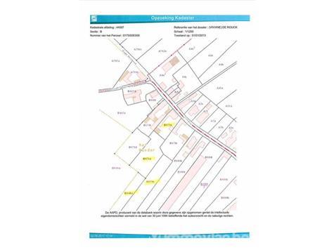 Surface agricole en vente publique - 9860 Balegem (RAH35832)