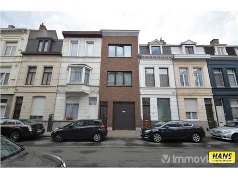Huis te koop familiestraat 40 2060 antwerpen for Antwerpen huis te koop